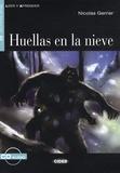 Nicolas Gerrier - Huellas en la nieve. 1 CD audio