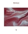 Nicolas Gerrier - Impostures - Une nouvelle noire jubilatoire.