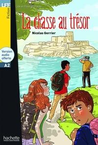 Nicolas Gerrier - La chasse au trésor. 1 CD audio