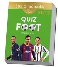 Nicolas Gettliffe - Almaniak Quiz 100 % foot 2022.