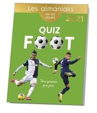 Nicolas Gettliffe - Quiz foot.