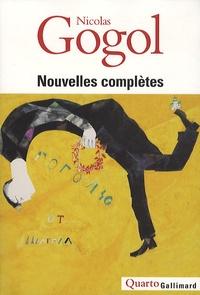 Nicolas Gogol - Nicolas Gogol Nouvelles complètes.