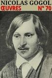 Nicolas Gogol - Nicolas Gogol - Oeuvres - N° 70.