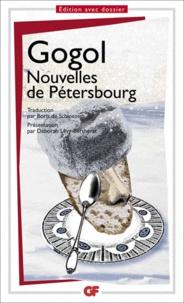Nicolas Gogol - Nouvelles de Petersbourg.