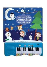 Nicolas Gouny - Mes plus belles comptines au piano - 15 comptines à jouer au piano.