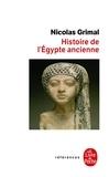Nicolas Grimal - Histoire de l'Égypte ancienne.