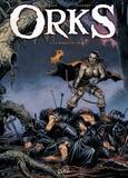 Nicolas Guénet et Nicolas Tackian - Orks Tome 2 : La marque du néant.