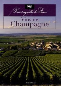 Nicolas Guerrero - Vins de Champagne.