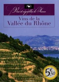 Vins de la vallée du Rhône - Nicolas Guerrero  