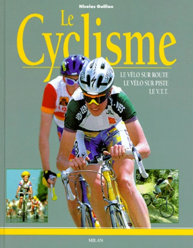 Nicolas Guillon - Le cyclisme.