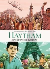 Nicolas Hénin et Kyung-Eun Park - Haytham - Une jeunesse syrienne.