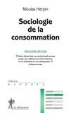 Nicolas Herpin - Sociologie de la consommation.
