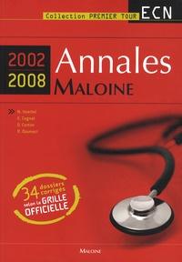 Nicolas Hoertel et Emmanuel Cognat - Annales Maloine internat-ECN 2002-2008.