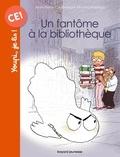 Nicolas Hubesch et Jean-Pierre Courivaud - Un fantôme à la bibliothèque.