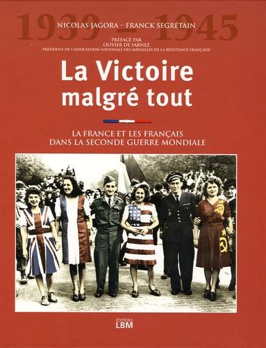 Nicolas Jagora et Franck Segrétain - La victoire malgré tout.