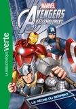 Nicolas Jaillet - Avengers Rassemblement Tome 3 : Le règne du serpent.