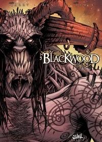 Nicolas Jarry et  Kan-J - Blackwood Tome 2 : .