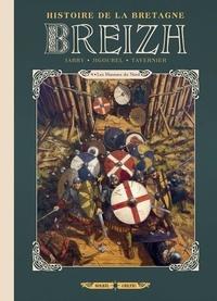 Nicolas Jarry et Thierry Jigourel - Breizh Histoire de la Bretagne Tome 4 : Les Hommes du Nord.