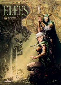 Nicolas Jarry et Gianluca Maconi - Elfes Tome 22 : Le Gardien des racines.