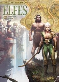 Nicolas Jarry et Gianluca Maconi - Elfes Tome 27 : Les maîtres Ogham.
