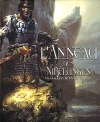 Nicolas Jarry - L'Anneau des Nibelungen Tome 1 : .
