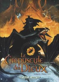 Nicolas Jarry et  Djief - Le Crépuscule des Dieux Intégrale Tomes 7 à  : Le grand hiver ; Le sang d'Odin ; Yggdrasil.