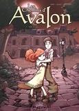 Nicolas Jarry et  Achile - Les Chemins d'Avalon Tome 1 : Trafic de Fées.