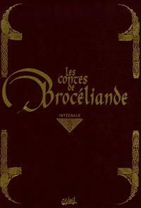 Nicolas Jarry et François Debois - Les contes de Brocéliande  : Intégrale.