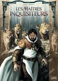 Nicolas Jarry et Augustin Popescu - Les maîtres inquisiteurs Tome 11 : Zakariel.