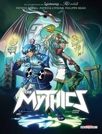 Nicolas Jarry et Philippe Ogaki - Les Mythics T09 - Stonehenge.