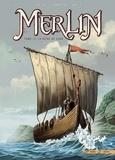 Nicolas Jarry et Eric Lambert - Merlin Tome 12 : La reine de sang.