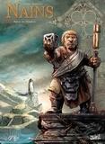 Nicolas Jarry et Paolo Deplano - Nains Tome 3 : Aral du temple - Avec un carnet de croquis.