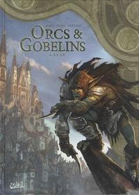 Nicolas Jarry et Bojan Vukic - Terres d'Arran : Orcs & Gobelins Tome 4 : Sa'ar.