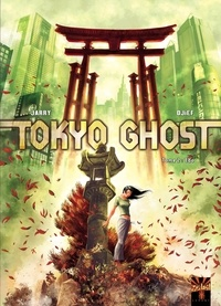 Nicolas Jarry et  Djief - Tokyo Ghost Tome 2 : Edo.