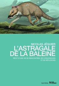 Nicolas Jéquier - L'astragale de la baleine - Récit d'une vie de rencontres, de coïncidences et de réflexions.