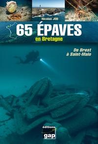 Corridashivernales.be 65 épaves en Bretagne Image