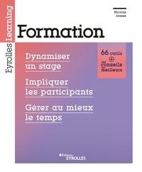 Nicolas Jousse - Formation - Dynamiser un stage, impliquer les participants, gérer au mieux le temps.
