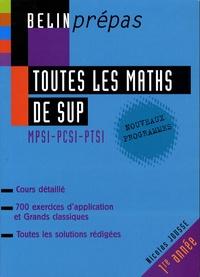 Nicolas Jousse - Toutes les maths de sup - MPSI-PCSI-PTSI.
