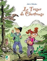 Nicolas Julo et Muriel Zürcher - Le trésor de Chartreuse.