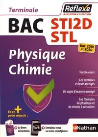 Nicolas Jury et Daniel Meur - Physique-Chimie Tle Bac STI2D/STL.