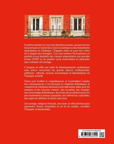 Comprendre l'Espagne d'aujourd'hui. Manuel de civilisation