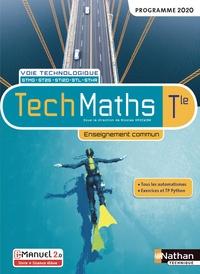 Nicolas Krzewina - TechMaths Tle voie technologique - Enseignement commun.