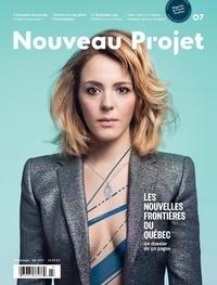 Nicolas Langelier et Marc-André Cyr - Nouveau Projet 07 - Printemps-été 2015.