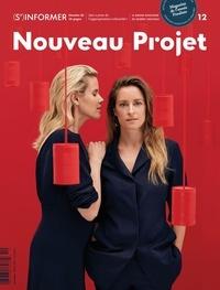 Nicolas Langelier et Judith Oliver - Nouveau Projet 12 - Automne-hiver 2017.