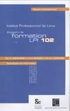 Nicolas Larrousse et Niry-Halisoa Andriambelo - Support de formation LPIC 102 - Institut professionnel de Linux.