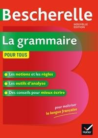 Téléchargement gratuit du livre de comptes Bescherelle La grammaire pour tous  - Ouvrage de référence sur la grammaire française (French Edition) FB2 iBook 9782401056473 par Nicolas Laurent