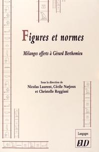 Nicolas Laurent et Cécile Narjoux - Figures et normes - Méllanges offerts à Gérard Berthomieu.