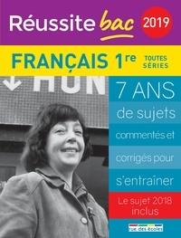 Nicolas Le Flahec et Quitterie Bestard - Français 1re toutes séries.