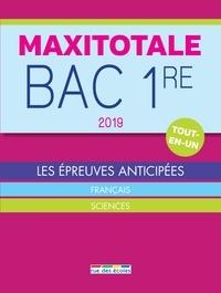 Nicolas Le Flahec et Sylvie Grécourt - Maxitotale Bac 1re.