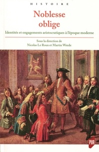 Era-circus.be Noblesse oblige - Identités et engagements aristocratiques à l'époque moderne Image